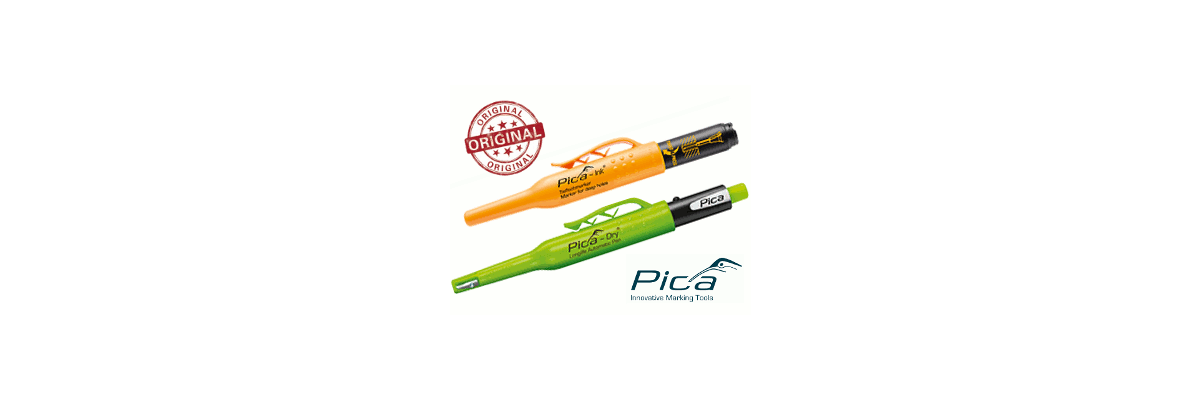 Pica Marker ab sofort verfügbar - Pica Marker