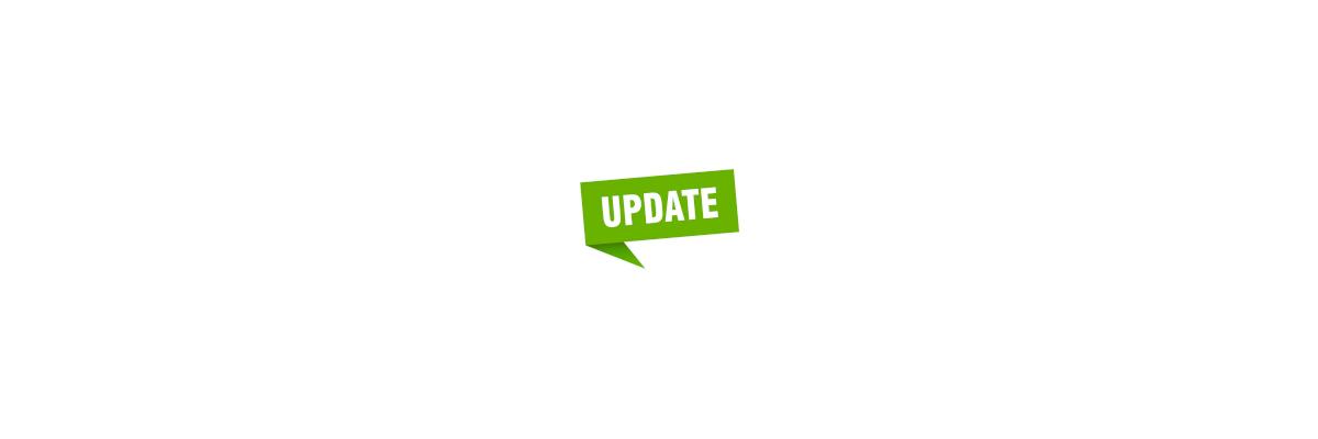 Shop Update ! - Shop-Update