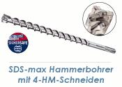 20 x 540/400mm SDS-max Hammerbohrer Pro 4-Schneider (1 Stk.)