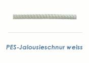 2,8mm PES- Jalousieschnur weiß  (je 1 lfm)