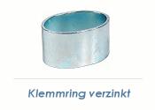 8mm Seil Klemmring verzinkt (1 Stk.)