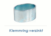 10mm Seil Klemmring verzinkt (1 Stk.)