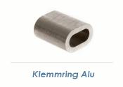 3mm Seil Klemmring Alu (10 Stk.)