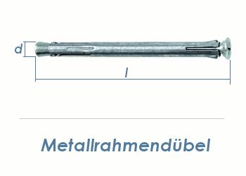 10 x 182mm Metallrahmendübel (1 Stk.)