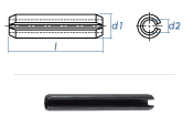 4 x 10mm Spannstifte schwere Ausführung gem....