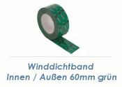60mm Winddichtband Innen- und Außenbereich - 25m...