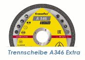 125 x 1,6mm Trennscheibe f. Metall / Edelstahl A346 Extra...