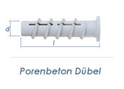 10 x 70mm Porenbeton Dübel (10 Stk.)