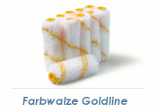 10cm Farbwalze Goldline (1 Stk.)