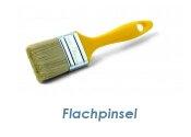 70mm Flachpinsel gelb (1 Stk.)