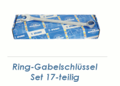 SW6 - 22 UNIOR Ring-Gabelschlüssel 17-teiliges Set...