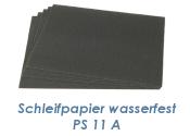 K500 Schleifpapier 230 x 280mm wasserfest (1 Stk.)