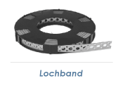 17 x 0,75mm Lochband (1 Stk. = 10m Rolle)