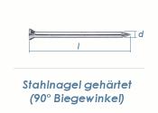 3,5 x 60mm Stahlnägel gehärtet verzinkt (10 Stk.)
