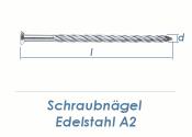 3,1 x 60mm Schraubnägel Edelstahl A2 (10 Stk.)