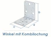 90 x 90 x 65mm Winkel verzinkt (1 Stk.)