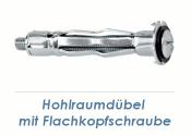 M4 x 24/18-24mm Hohlraumdübel (1 Stk.)