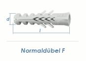 8 x 40mm Normaldübel F (10 Stk.)