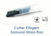 18mm Cutter Klingen Samurai - 10 Stk. Packung (1 Stk.)