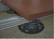 6-11cm Verstellfuß Base 3 für Terrassenunterkonstruktion (1 Stk.)
