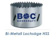 22mm Bi-Metall Lochsäge HSS (1 Stk.)
