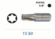 TX45 Bit Bohrcraft 25mm lang (1 Stk.)