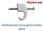 10-14mm Mehrbereichsnagelschelle MNS (10 Stk.)