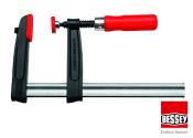 200 x 80mm Bessey Temperguss Schraubzwinge TPN mit Holzgriff (1 Stk.)
