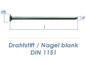 7 x 210mm Drahtstifte blank (5kg Paket)