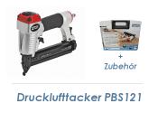 Drucklufttacker Airtac PBS121  für Typ 606 Klammern / Typ 8 Nägel inkl. Zubhör (1 Stk.)