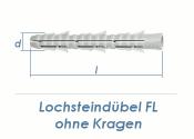 10 x 90mm Nylon Lochstein Dübel (1 Stk.)