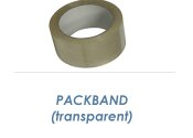 48mm Packband  transparent - 66m Rolle (1 Stk.)