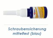 Schraubensicherung mittelfest blau 10ml (1 Stk.)