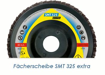 115mm Fächerscheibe K40 gewölbt 12°  (1 Stk.)