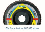 115mm Fächerscheibe K60 gewölbt 12° (1 Stk.)