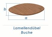 Gr. 20 Holzlamellendübel Buche (10 Stk.)
